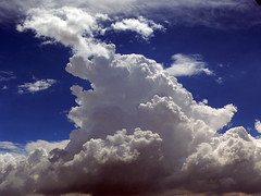 Clouds2 (KNEU Photo) Tags: blue sunset arizona sky sun white clouds lumix bravo tucson most 200views dmcfz20 zeedesertrat sbp2005