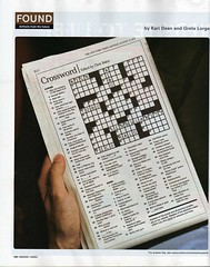 Wired future crossword