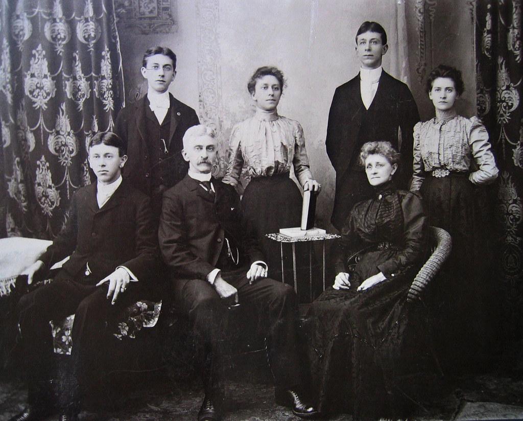 The Marion + Jenny Long Family Of Cincinnati ,Ohio
