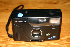 Ansco Pix flash (Denim) Tags: 2005 ontario canada film 35mm pix guelph july 199 valuevillage ansco anscopix