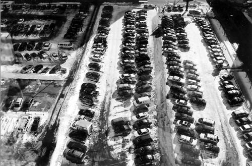 Surface Parking Lot by Zach K