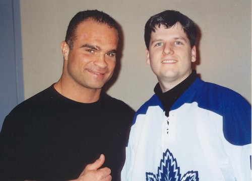 Tie Domi and I