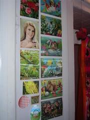 3D Postcards On My Bathroom Closet - by A.Currell