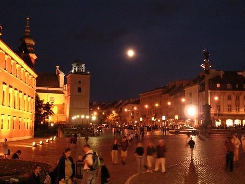 Calles de Varsovia Foto 2