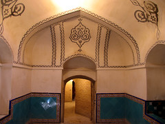 GARDEN'S BATHHOUSE (HORIZON) Tags: horizon persia iran kashan persiangarden fingarden