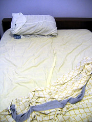 Bed #2# (azulchinasky) Tags: me bed solitude cities silence canonpowershota95 silenced introspective azulchinasky