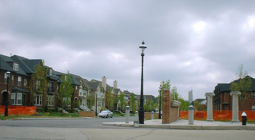 the new Gaslight Square