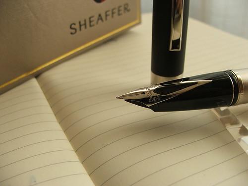 Sheafffer Legacy 2 Nib