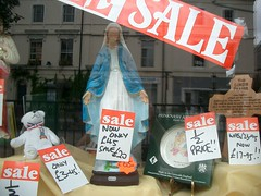Virgin Mary -- Discounted