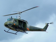 Huey 1 (Steve Crane) Tags: bell aircraft aviation huey helicopter duplicate iroquois uh1