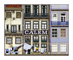 Buildings in Porto Portugal