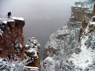 Grand Canyon, mid November, 2004