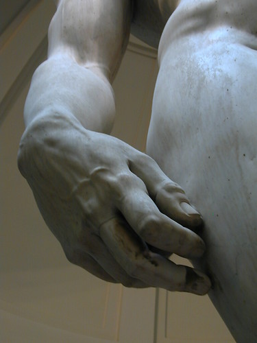 David's hand by numlok™.