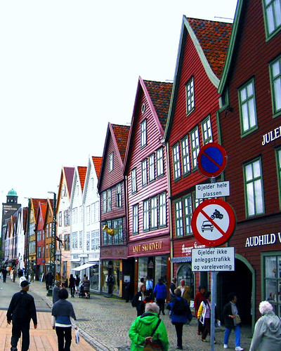 colors of Bryggen