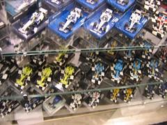 Ooh, Formula One toys!