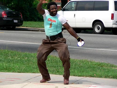 public dancer