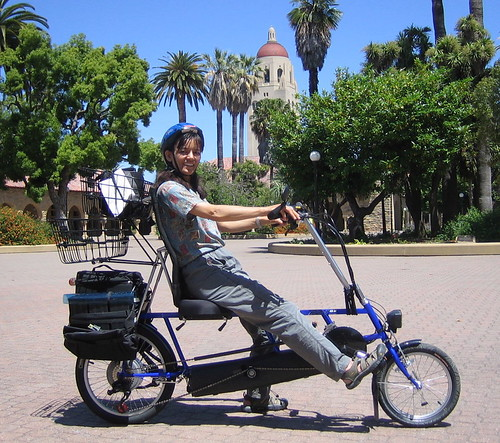 Electric Bike Test Drive