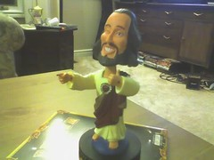 Buddy Jesus bobblehead