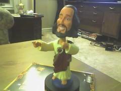 Buddy Jesus bobblehead