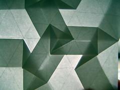 true p6 tiling (orbifold notation: 632) (EricGjerde) Tags: lighting paper tile triangle origami geometry wip tiles hexagon backlit rectangle origomi gjerde tessellation tessellations tesselation tesselations paperfolding papiroflexia tiling p6 origamitessellation origamitessellations 折り紙 tilings wallpaperpatterns wallpapergroups orbifold632 tassellazione tesselações