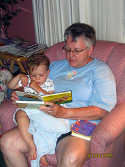 Bedtime Story with Grandma
