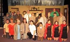 LSH - Cast Picture 2 (Hard Road Theatre) Tags: little shop horrors