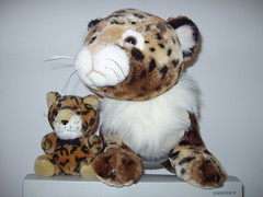 toy tiger jaguar