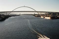 Fremont Bridge by SamGrover
