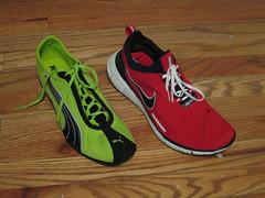 Puma H-Street vs. Nike Free