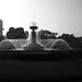 BW Santa Anita Fountain