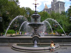 Fountain by capnsponge, on Flickr