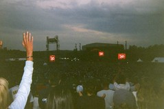 Hand in the air for Eminem
