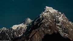 A sunny morning (Ebtesam Ahmed) Tags: pakistan gilgit baltistan beautiful mountains karakoram himalayas snowcaped snow light paint blues mother nature earth skyporn