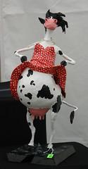 Cows gone wild !