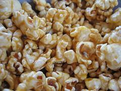 Honey caramel popcorn (WEBmikey) Tags: disneyland disney food