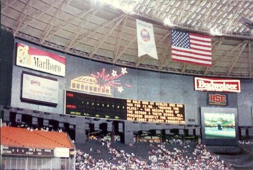Astrodome by mrp1001