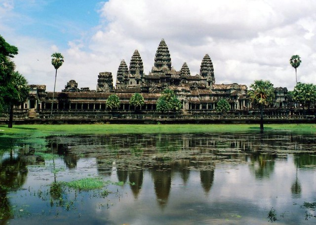 #1 of Largest Temples In The World