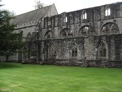 Behind Dunkeld Cathedral (StevanHogg05) Tags: forfar angus scotland scottish perthshire