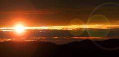 sunrise nov (GStevens) Tags: strange photoshop sunrise northcarolina parkway sunrises blueridgeparkway gstevens