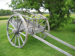 A Red River Cart
