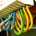 Multicoloured electricity