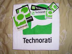 Technorati Swag