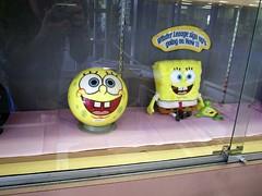 Sponge Bob Bowling Ball
