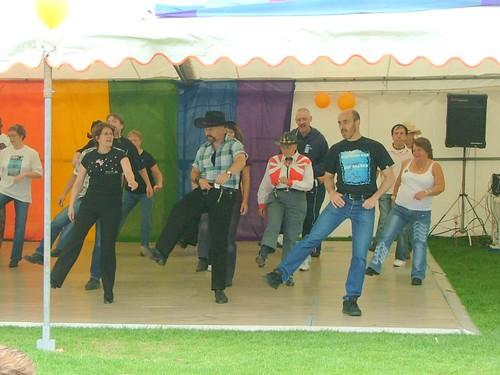 line dancing, shag dancing, North Myrtle Beach