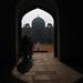 Humayun Tomb, Main Door, Delhi-India
