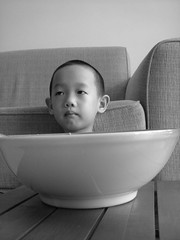 Eat me. (waynemethod) Tags: homealone boy boys asian child children happy play alone portrait face 5yearold topv111 5 100v10f more than 100 views 10 favourites son kid v111 vv222 fav faves wow fantastic great greatshot v222 v333 people growingup happiness fun humor funny joke laughter wows v10010f photo blackandwhite asia bath bathing 200v love sons childish young youth baby babies perfect joy lucky luck shorthair dream pose interesting interestingness awesome good topf25 confidence cute adorable eyes interestingness1 firstborn earth growing trust facinating topv333 topc50 wonder topv555 mostfavourated mostinteresting 500plus topv777