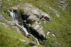 Small waterfall (mke) Tags: weekend valli lanzo italy mountain alps waterfall