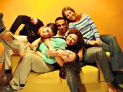 My Truly Crazily Deeply Friends! (rivello) Tags: friends rivello mic renatadiem danete monicarlsson 11ºconcursobr