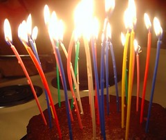 brithday candle