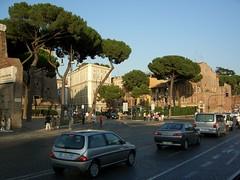 Roma d'agosto (•• FedericoLukkini ••) Tags: roma foriimperiali